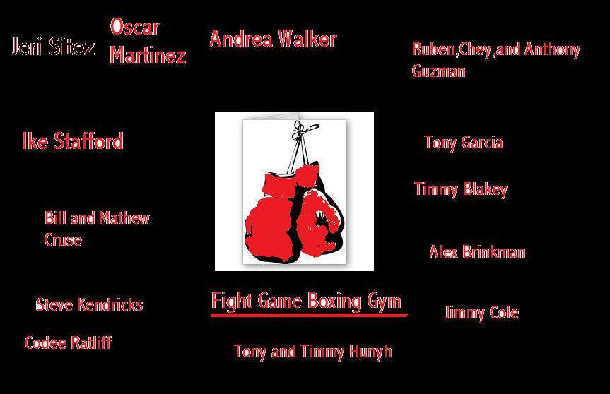 Fight Game Boxing Gym